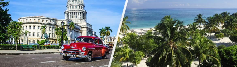 Cuba: L'Avana e Guardalavaca, a modo tuo con soggiorno ...