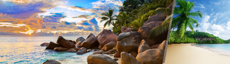 Seychelles: Mahé e Praslin, a modo tuo con soggiorno mare