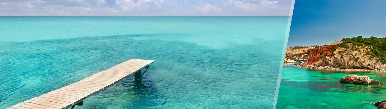 Spagna (Isole Baleari): Ibiza e Formentera, a modo tuo con soggiorno ...