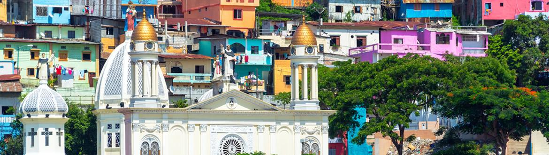 Ecuador: Quito, Ande, Guayaquil e Salinas, tour con soggiorno mare