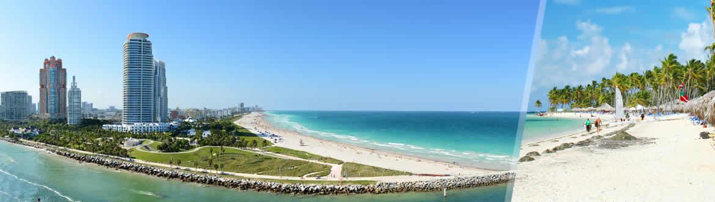 Stati Uniti e Giamaica: Miami e Montego Bay, a modo tuo con soggiorno mare