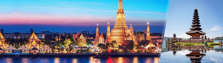 Thailandia ed Indonesia: Bangkok e Bali, a modo tuo con notti a scelta