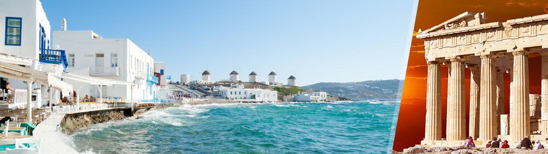 Grecia: Atene e Paros in aereo, a modo tuo con soggiorno ...