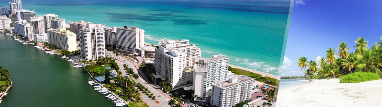 Stati Uniti e Repubblica Dominicana: Miami e Punta Cana, a modo tuo con soggiorno mare