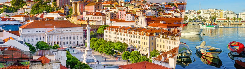 Portogallo: Lisbona ed Algarve, a modo tuo con soggiorno mare
