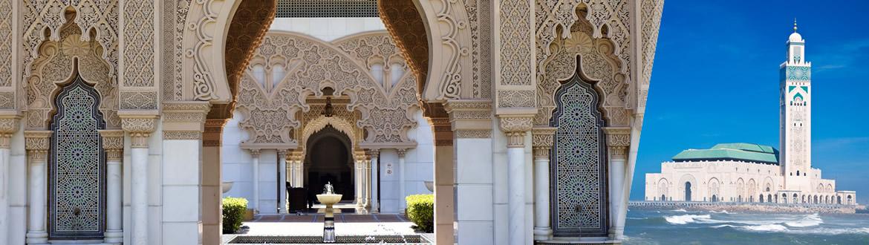 Marocco: Casablanca e Marrakech, a modo tuo con notti a scelta