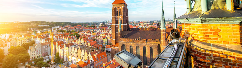 Polonia: Da Varsavia a Czestochowa, tour classico