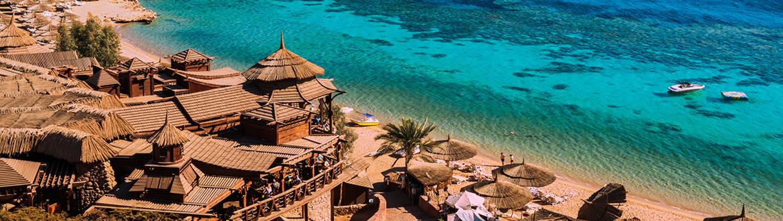 Egitto: Il Cairo e Crociera 4 giorni con soggiorno a Sharm el Sheikh, tour con crociera e mare