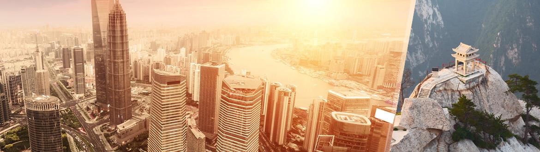 Cina: Pechino, Xi´an e Shanghai, tour classico