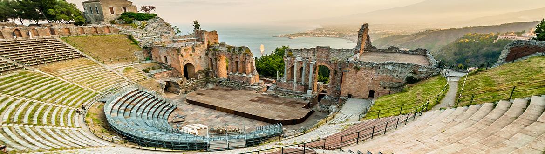Sicilia: Percorso alla scoperta della Sicilia, da Palermo a Cefalù, a modo tuo in auto