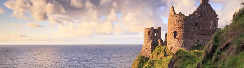Irlanda: Percorso attraverso il Nord dell'Isola di Smeraldo con Dublino e la Strada del Gigante, a modo tuo in auto