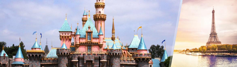 Francia: Disneyland e Parigi, a modo tuo con notti a scelta