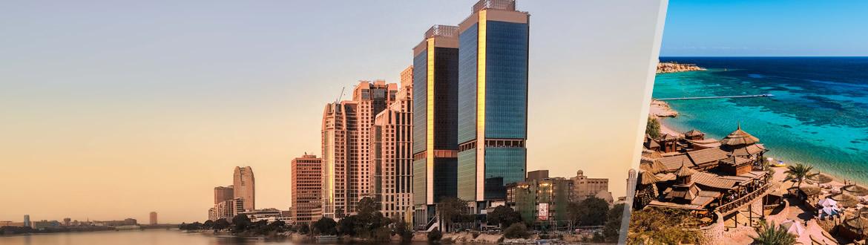 Egitto: Sharm el-Sheikh ed Il Cairo, a modo tuo con soggiorno mare ...