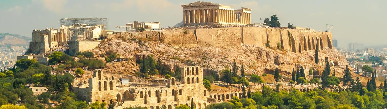 Grecia: Atene, Peloponneso e Santorini, tour con soggiorno mare