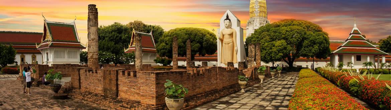 Thailandia: Itinerario Nord e Krabi, tour con soggiorno mare