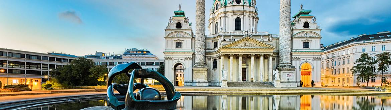austria vienna soggiorno con visita logitravel da
