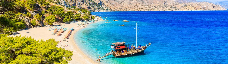 Grecia: Atene, Scarpanto e Rodi in aereo, a modo tuo con ...