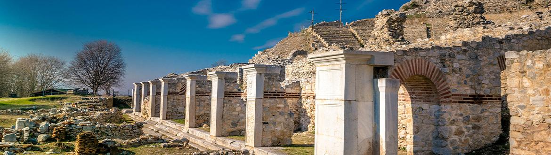 Grecia: Salonicco, Monasteri di Meteora, Vergina e Filippi ...