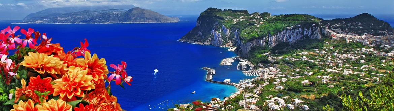 Campania: Napoli, Capri e Pompei, tour classico