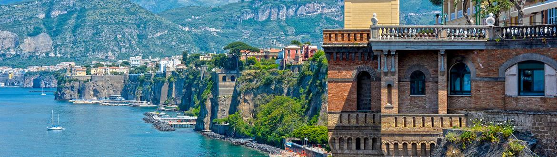 Campania: Campania da Napoli, tour classico