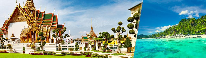 Thailandia: Bangkok e Koh Samui, a modo tuo con soggiorno mare