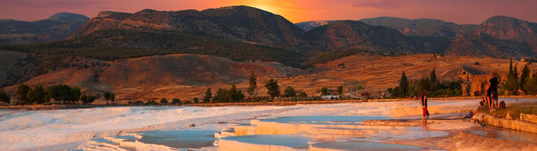 Turchia: Istanbul, Ankara, Cappadocia, Pamukkale, Izmir e Canakkale, soggiorno con visita