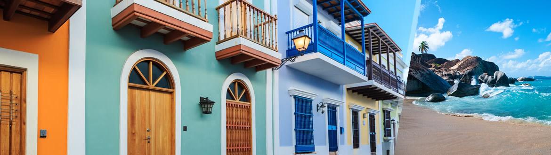 Puerto Rico ed Isole Vergini Britanniche (Piccole Antille): San Juan e Tortola, a modo tuo con soggiorno mare