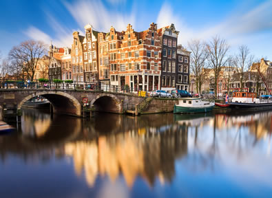 Treni TGV Milano - Amsterdam