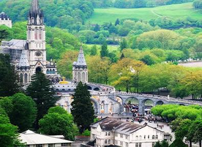 Treni TGV Parigi - Lourdes