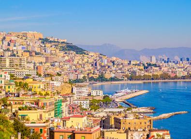 Treni Italo Milano - Napoli