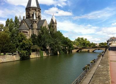 Treni TGV Parigi - Metz