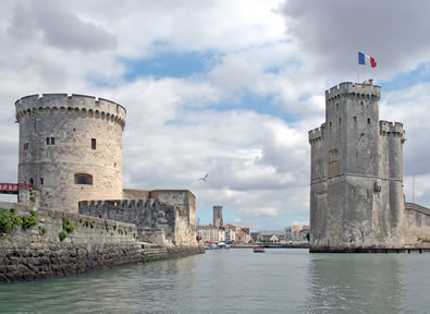 Treni TGV Parigi - La Rochelle