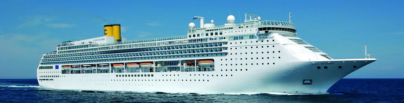 Ponte solarium della nave costa victoria costa crociere for Quali sono le migliori cabine su una nave da crociera