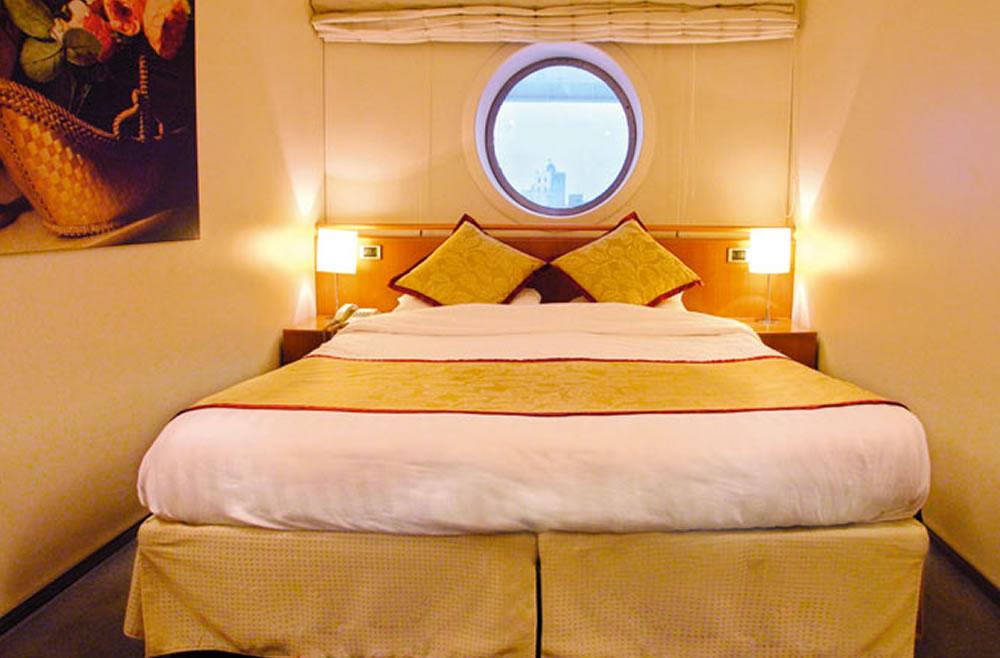 Ponte norma della nave costa victoria costa crociere for Planimetrie della cabina di log gratuito