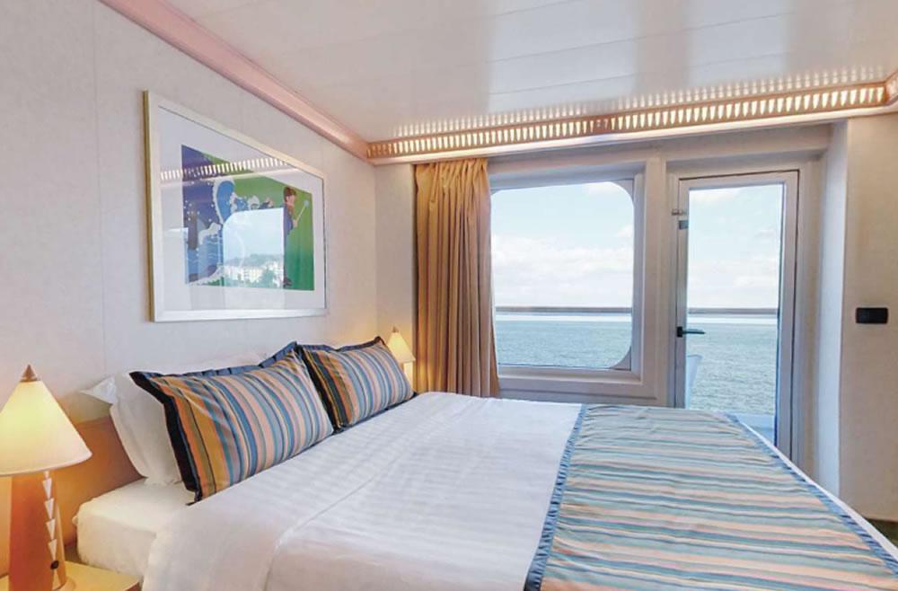 categorie e cabine della nave costa magica, costa crociere