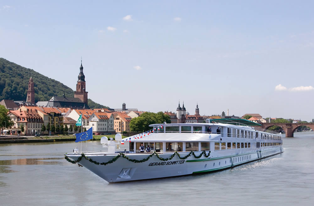 Crociera da amsterdam a strasburgo da nave ms for Weekend a amsterdam offerte