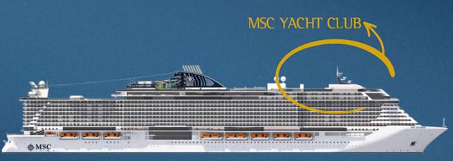 Categorie e cabine della nave msc seaside msc crociere for Msc meraviglia wikipedia