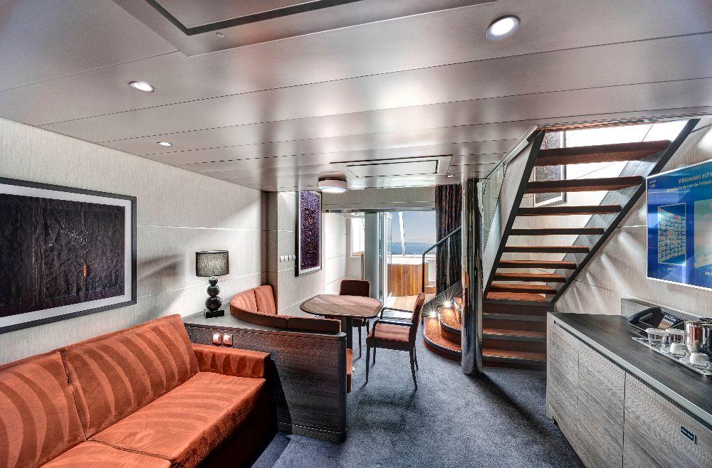 Categorie e cabine della nave MSC Grandiosa, MSC Crociere ...