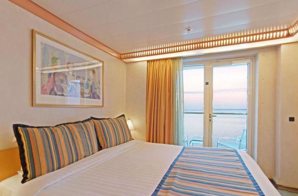 Categorie e cabine della nave costa mediterranea costa for Costa mediterranea ponti