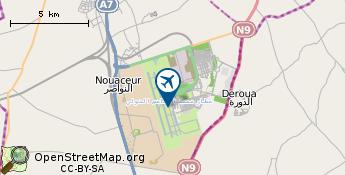 Aeroporto di Casablanca - Mohamed V