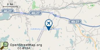 Aeroporto di Goteborg