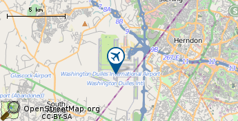 Aeroporto di Washington - Dulles