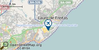 Aeroporto di Salvador De Bahía