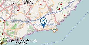 Aeroporto di Tenerife Sud