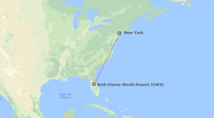 Stati uniti new york e walt disney world orlando a modo for Sistemazione new york