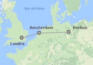 Inghilterra, Nord-ovest e Centro Europa