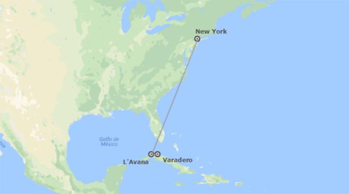 Stati uniti e cuba new york l 39 avana e varadero a modo for Sistemazione new york