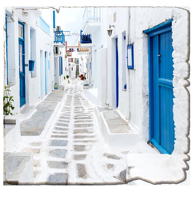 Grecia: Atene e Mykonos in aereo, a modo tuo con soggiorno mare ...