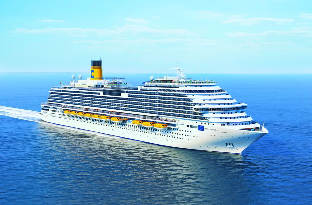 Itinerari e prezzi costa venezia costa crociere for Quali cabine sono disponibili sulle navi da crociera