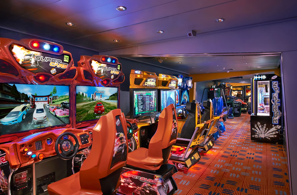 Itinerari e prezzi norwegian star ncl norwegian cruise for Cabine in piccione forgiano con giochi arcade